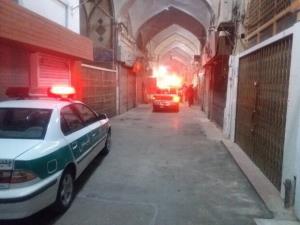 هشدار شورای هماهنگی سازمانهای غیر دولتی درخصوص احتمال آتشسوزی بازار اصفهان