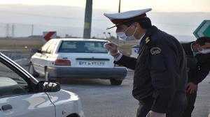 اعمال قانون ۳۳ هزار و ۹۵۰ خودرو به خاطر کرونا در مازندران
