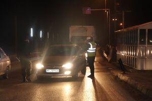 طرح منع تردد شبانه در کرمانشاه از امشب