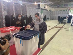 آخرین آمار مشارکت مردم کرمان در انتخابات ۵۶ درصد اعلام شد