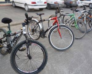 انهدام باند سارقان دوچرخه در نظرآباد
