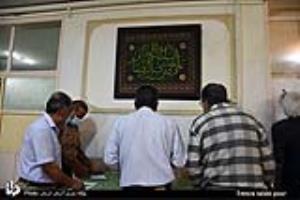 ساعات پایانی رأیگیری با حضور پرشور کرمانیها