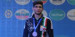 ورزشکار قم المپیکی شد