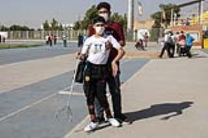 مسابقات قهرمانی دو و میدانی جانبازان و معلولین