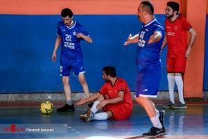 افتتاحیه تیم فوتبال معلولین