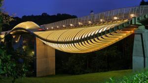 پل مواج هندرسون در سنگاپور