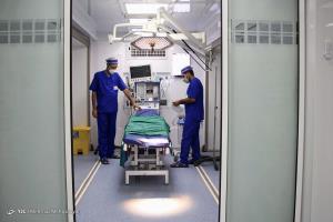 افتتاح بیمارستانهای ارتش و سپاه در زاهدان