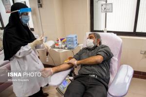 اهدای خون، عید قربان در قم