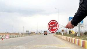 خروج خودروها با پلاک بومی از استان سمنان ممنوع شد