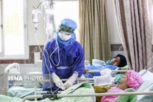 بیماران سرپایی روزانه کرونا در گیلان ۲ برابر بستریها