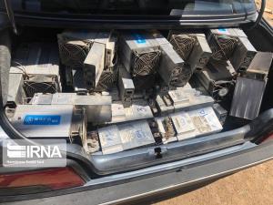 کشف ۲۲ دستگاه رمز ارز غیرمجاز از ۲ واحد صنفی در سمنان