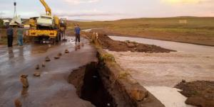خسارت ۱۵ میلیاردی سیل تابستانه به جادههای روستایی کهگیلویه و بویراحمد
