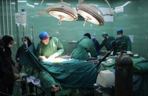 انتقال هوایی قلب پیوندی شهروند گیلانی به تهران