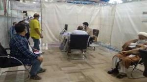 تمام جانبازان استان قم واکسینه میشوند