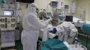 بستری بیش از ۲ هزار بیمار کرونایی در مازندران