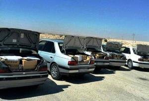 توقیف ۲۳ خودروی شوتی کالای قاچاق در استان مرکزی