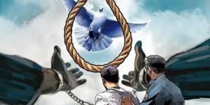 رهایی یک محکوم به قصاص از چوبه دار در زنجان