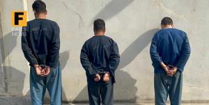 اعتراف به ۲۱ فقره سرقت در سنندج