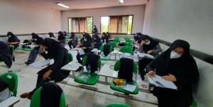 حواشی برگزاری آزمون نهضت سوادآموزی در یاسوج؛ سوالاتی که اشک شرکتکنندگان را درآورد