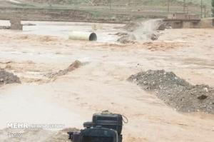 خسارت سیل و بارندگی در استان ۱۰۰۰ میلیارد تومان است