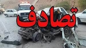 ۲ واژگونی خودرو با ۷ مصدوم در سمنان