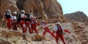 بیاحتیاطی کوهنوردان بجنوردی، منجر به سقوط شد