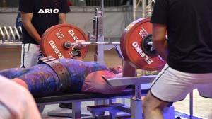 نخستین دوره مسابقات پاورلیفتینگ جهان به میزبانی ارومیه آغاز میشود