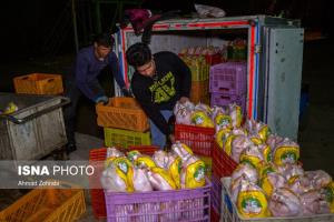 یزدیها نگران تاخیر در توزیع گوشت مرغ نباشند