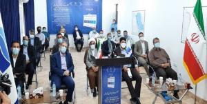 سد خائیز و ارغون به دستور رئیسجمهور افتتاح شد