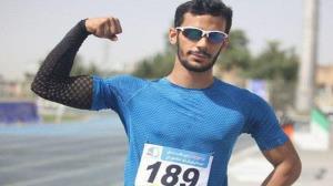 دونده قمی سریعترین مرد ایران شد