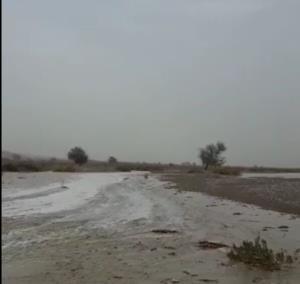 سامانه مونسون اقیانوس هند ۶۷ میلیارد ریال به میناب خسارت زد