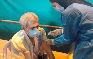 ۳۱ هزار نفر در خوی واکسن کرونا دریافت کردند