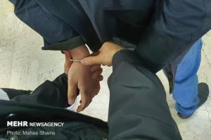 دستگیری سارق تجهیزات برق در ساوجبلاغ