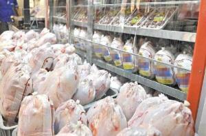 روزانه ۳۰ تن مرغ گرم در بروجرد توزیع میشود