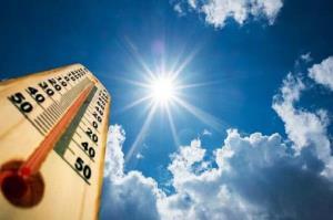 پایداری گرما در نیمه اول هفته جاری در همدان