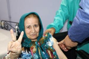  ۶۶.۷ درصد جمعیت بالای ۶۰ سال استان قزوین واکسینه شدند