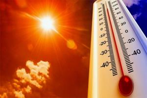 دمای هوای نهاوند و فامنین به ۴۰ درجه رسید
