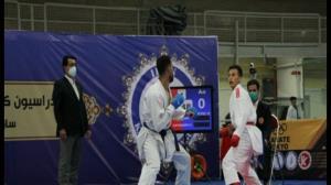 کاراته کای قمی به تیم ملی راه یافت