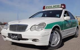 کشف وسایل نقلیه سرقتی در سپیدان