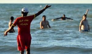 افزایش ۳ برابری غرقشدگان دریا در مازندران