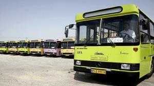 نوسازی ۴۰ دستگاه اتوبوس حملونقل درون شهری بیرجند