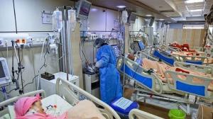 افزایش تختهای پذیرش بیماران کرونایی در بلوچستان