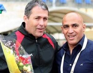 آشتیکنان منصوریان و اسکوچیچ در المپیک