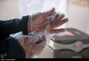 تزریق خودرویی واکسن کرونا در کرمانشاه