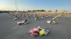 توزیع ۶۰ هزار بسته کمک مومنانه در خوزستان