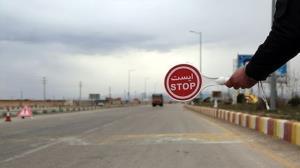 وراکروز قاچاق با پلاک جعلی در یزد متوقف شد