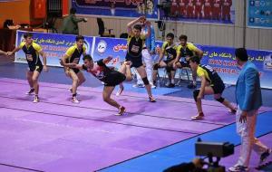 کرونا مسابقات کبدی قهرمانی کشور در کرمانشاه را لغو کرد