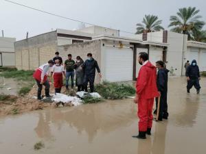 خسارت تندباد و سیل به استان فارس ۱۰ میلیارد تومان برآورد شد