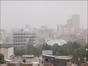 تداوم آلایندگی هوای ۲ شهر اراک و شازند