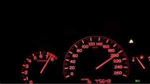 پلیس راهور همدان با کورس شبانه خودروها برخورد میکند